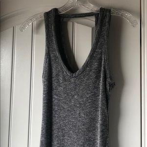Dresses & Skirts - Grey figure dress